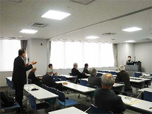 2020年12月12日(土)開催の「都市環境ゼミナール」において、弊社副社長の川合が 講師として登壇しました。